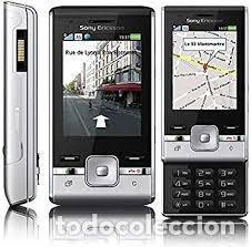 TELEFONO MOVIL SONY ERICSON T715 VODAFONE + CARGADOR MUY BUEN ESTADO (Segunda Mano - Artículos de electrónica)