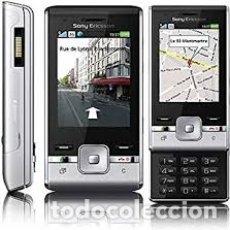 Segunda Mano: TELEFONO MOVIL SONY ERICSON T715 VODAFONE + CARGADOR MUY BUEN ESTADO . Lote 180969366