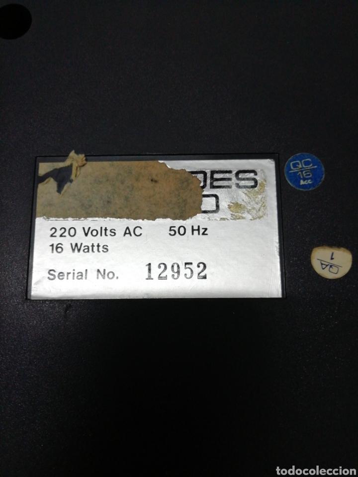 Segunda Mano: Antigua calculadora electrónica marca Mercedes 850 PD - Foto 4 - 181481707