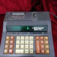 Segunda Mano: ANTIGUA CALCULADORA ELECTRÓNICA MARCA MERCEDES 850 PD. Lote 181481707