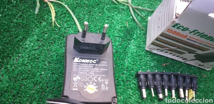 Segunda Mano: Adaptador de corriente konnoc - Foto 2 - 181545212