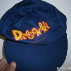 D'Occasion: GORRA DRAGON BALL OFICIAL. Lote 181680288