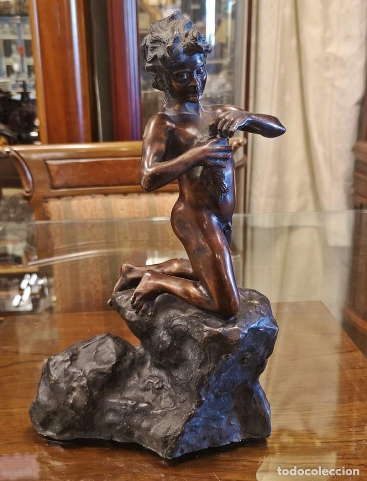 Segunda Mano: Bronce Vincenzo Cinque - Foto 8 - 182487930