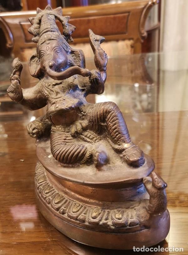 Segunda Mano: Figura Ganesha - Foto 5 - 182489176