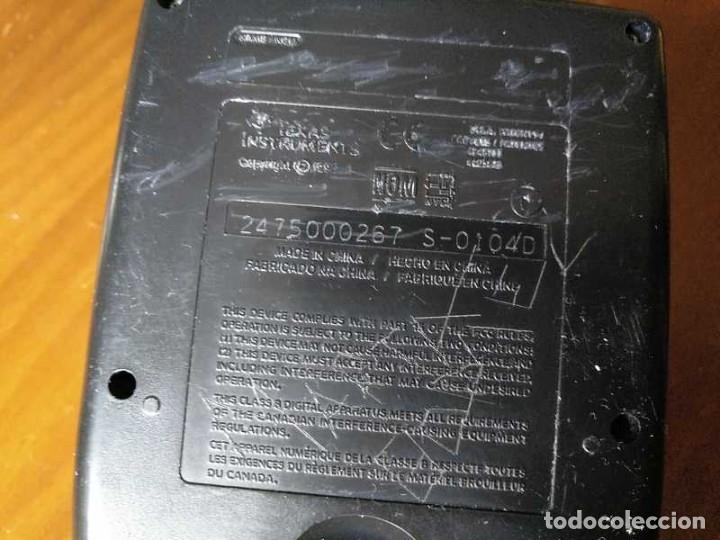 Segunda Mano: CALCULADORA TEXAS INSTRUMENTS TI-83 PLUS - FUNCIONANDO CALCULATOR - Foto 43 - 182561952