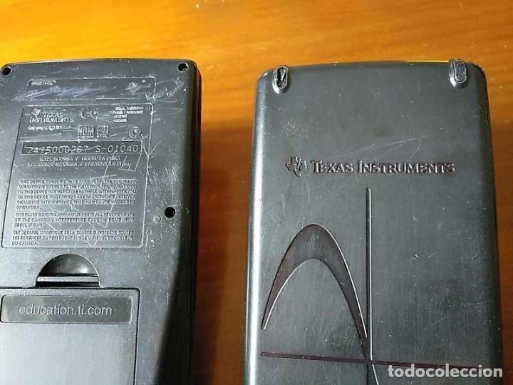 Segunda Mano: CALCULADORA TEXAS INSTRUMENTS TI-83 PLUS - FUNCIONANDO CALCULATOR - Foto 59 - 182561952