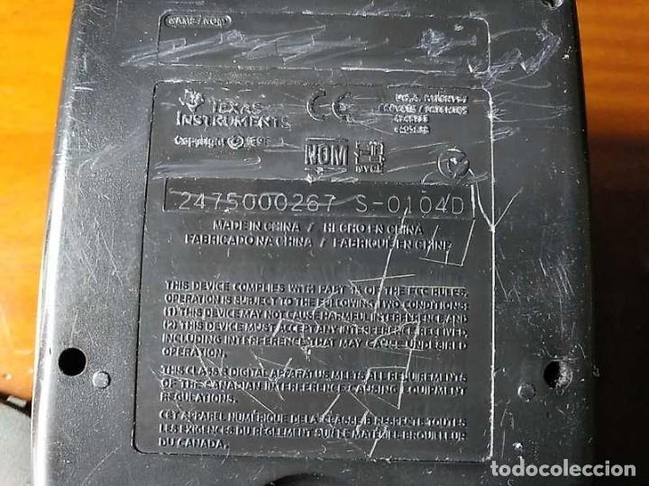 Segunda Mano: CALCULADORA TEXAS INSTRUMENTS TI-83 PLUS - FUNCIONANDO CALCULATOR - Foto 100 - 182561952