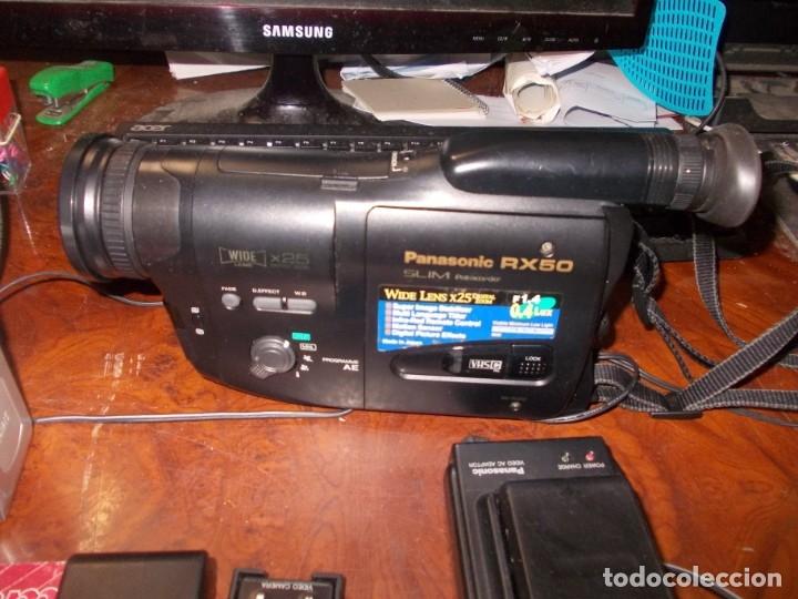 Segunda Mano: Video cámara Panasonic RX50 y video cámara Airis N729, leer descripción - Foto 2 - 182686342