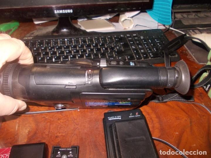 Segunda Mano: Video cámara Panasonic RX50 y video cámara Airis N729, leer descripción - Foto 3 - 182686342