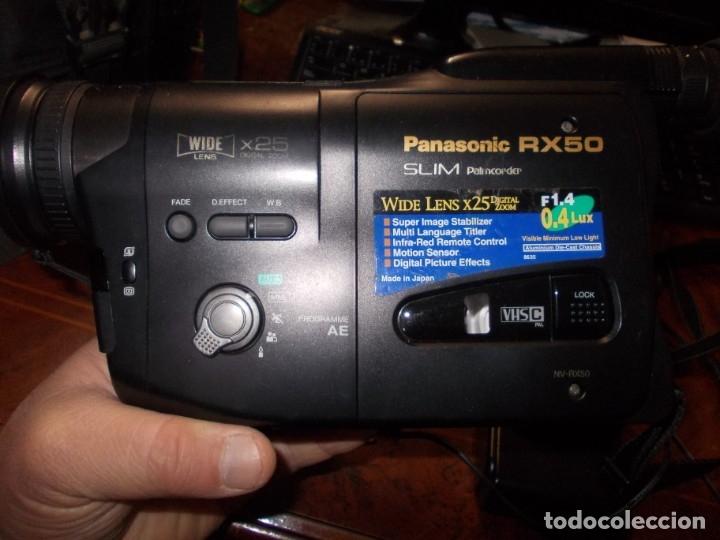 Segunda Mano: Video cámara Panasonic RX50 y video cámara Airis N729, leer descripción - Foto 4 - 182686342