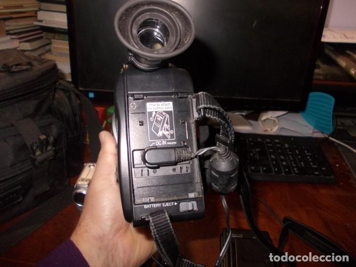 Segunda Mano: Video cámara Panasonic RX50 y video cámara Airis N729, leer descripción - Foto 5 - 182686342