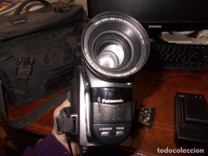 Segunda Mano: Video cámara Panasonic RX50 y video cámara Airis N729, leer descripción - Foto 7 - 182686342