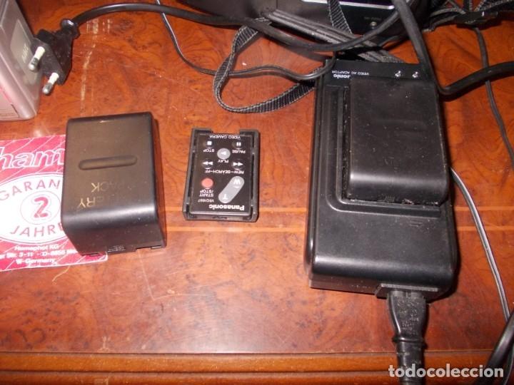 Segunda Mano: Video cámara Panasonic RX50 y video cámara Airis N729, leer descripción - Foto 9 - 182686342