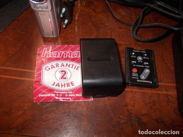 Segunda Mano: Video cámara Panasonic RX50 y video cámara Airis N729, leer descripción - Foto 10 - 182686342