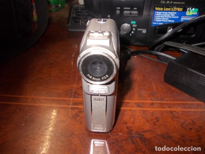 Segunda Mano: Video cámara Panasonic RX50 y video cámara Airis N729, leer descripción - Foto 12 - 182686342