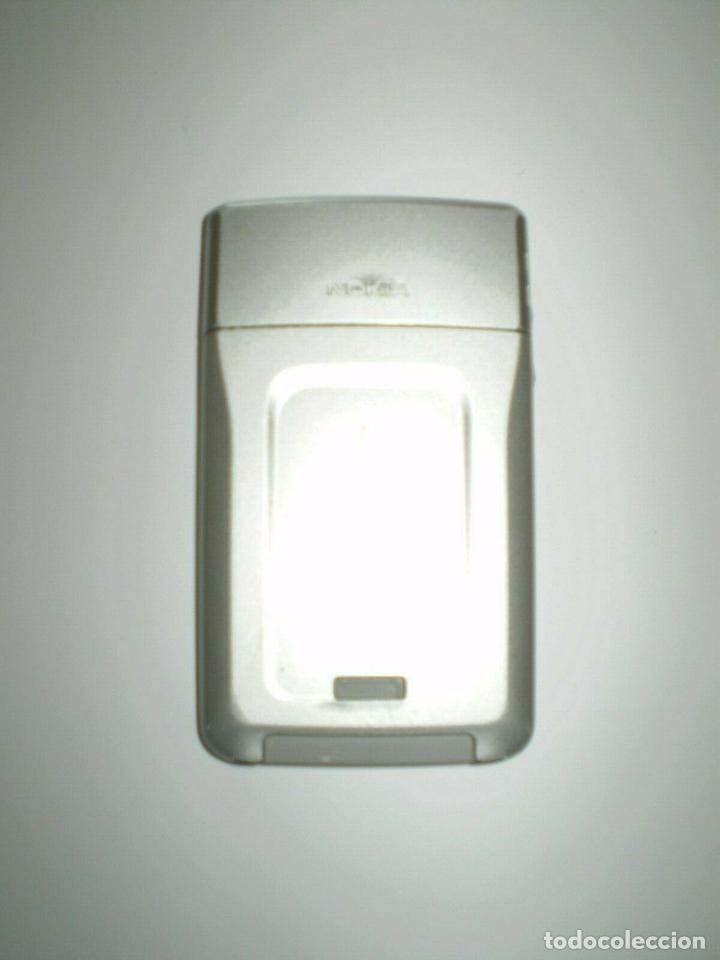 Segunda Mano: TELÉFONO NOKIA E61 LIBRE - FUNCIONADO CON CARGADOR Y TARJETA MINI SD DE 64MB - Foto 3 - 182724883