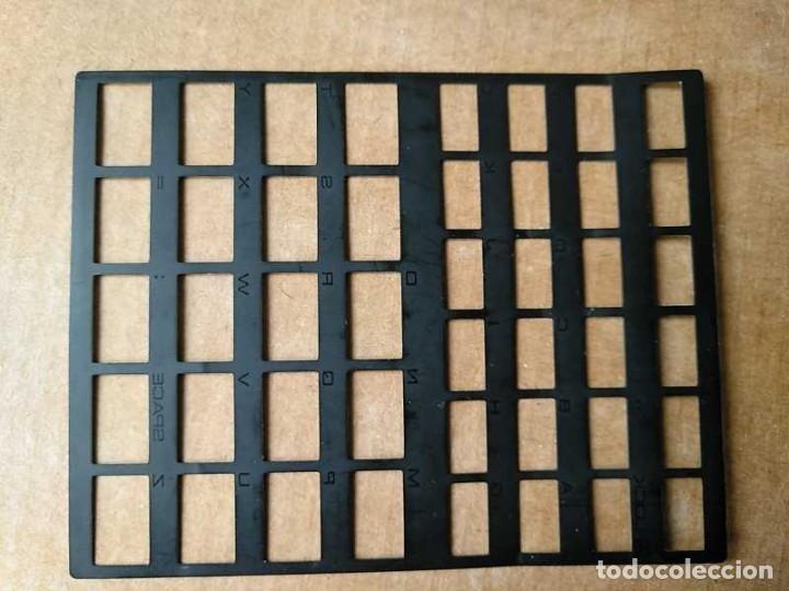Segunda Mano: CALCULADORA CASIO fx-4200P SCIENTIFIC CALCULATOR CON PLANTILLA ADICIONAL DE TECLADO, FUNCIONANDO - Foto 32 - 183400741
