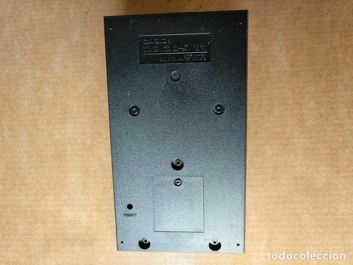 Segunda Mano: CALCULADORA CASIO fx-4200P SCIENTIFIC CALCULATOR CON PLANTILLA ADICIONAL DE TECLADO, FUNCIONANDO - Foto 40 - 183400741