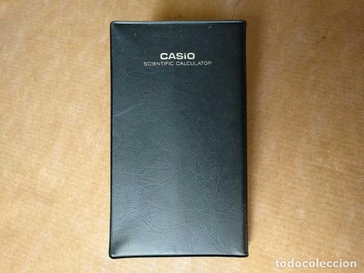Segunda Mano: CALCULADORA CASIO fx-4200P SCIENTIFIC CALCULATOR CON PLANTILLA ADICIONAL DE TECLADO, FUNCIONANDO - Foto 63 - 183400741