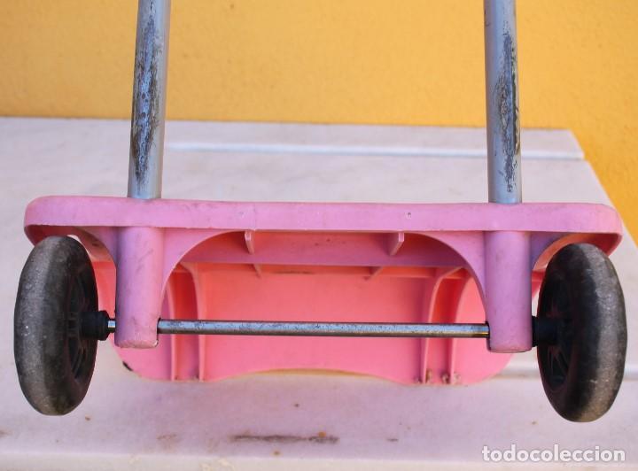 Segunda Mano: Carro escolar para la mochila de metal en rosa - Foto 5 - 183700495