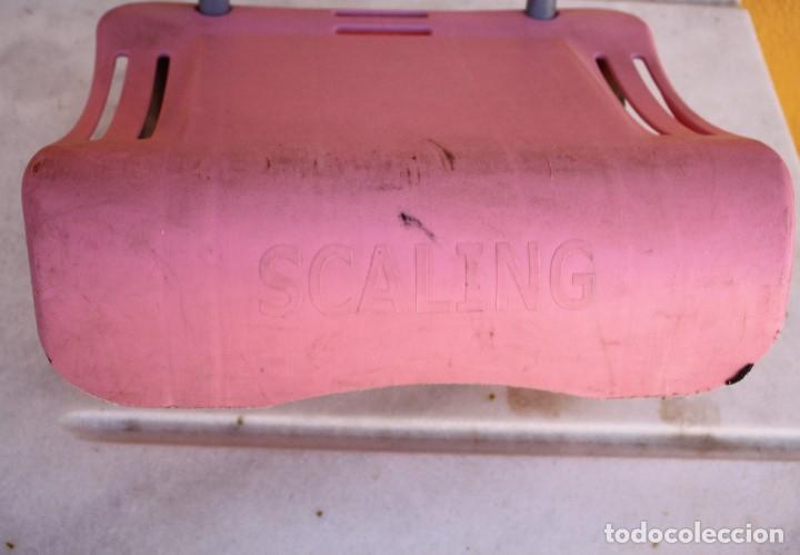 Segunda Mano: Carro escolar para la mochila de metal en rosa - Foto 6 - 183700495