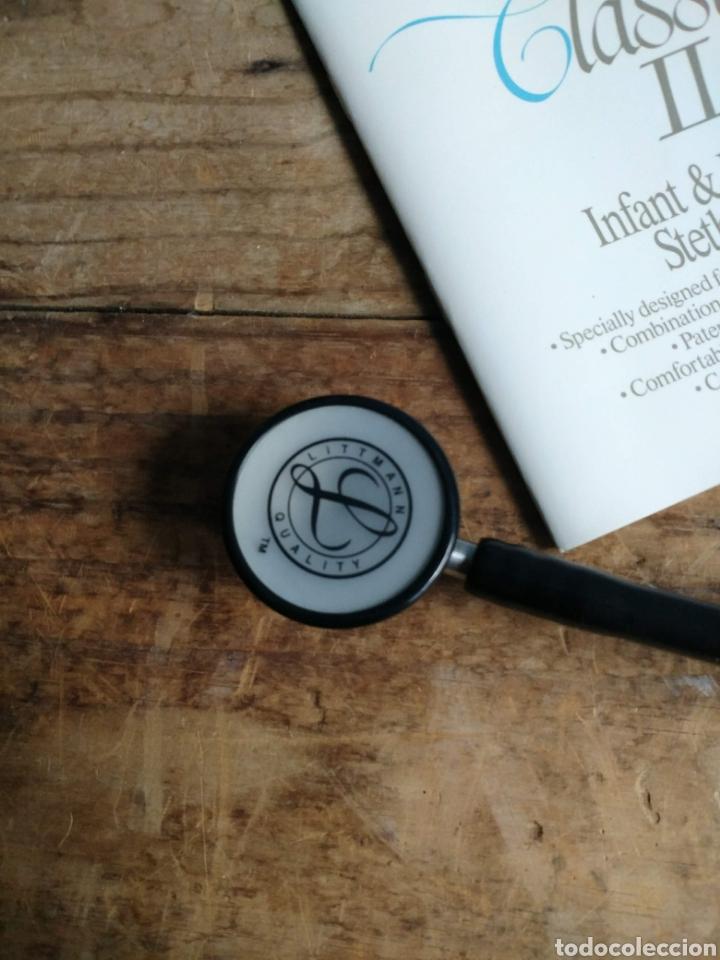 Segunda Mano: Estetoscopio Pediátrico Littmann Classic II - Foto 3 - 183915708