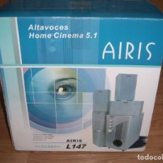 Segunda Mano: ALTAVOCES HOME CINEMA 5.1. Lote 183917286