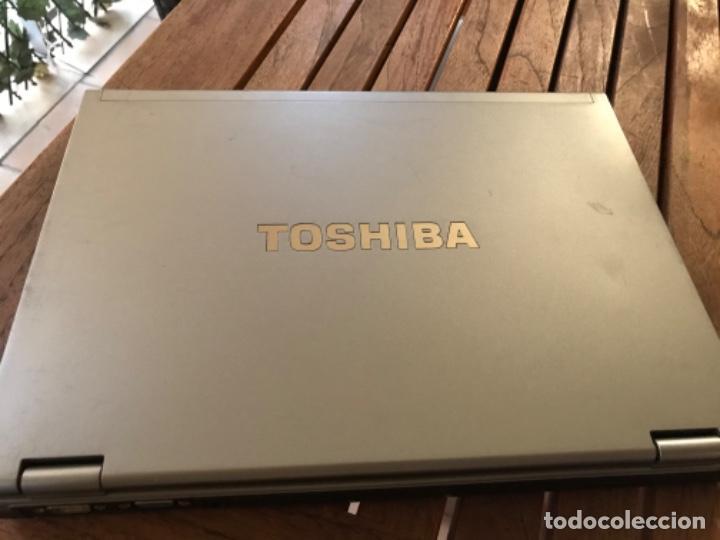 Segunda Mano: Ordenador Portátil Toshiba Tecra M99. Plateado. Funciona. - Foto 13 - 184277446