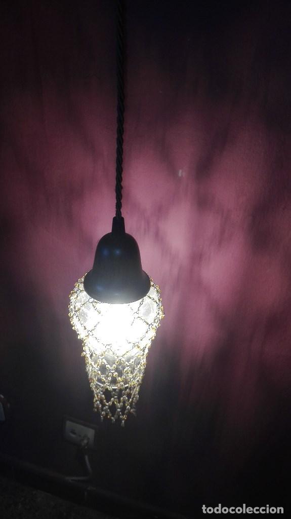 Segunda Mano: LAMPARA DE TECHO - Foto 3 - 184337740