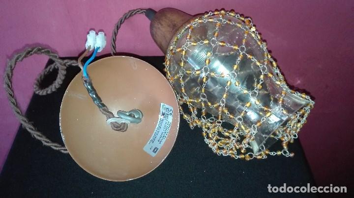 Segunda Mano: LAMPARA DE TECHO - Foto 10 - 184337740