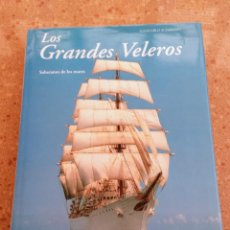 Segunda Mano: LIBRO GRANDES VELEROS. GIANCARLO SCHIAVONI. Lote 184458402