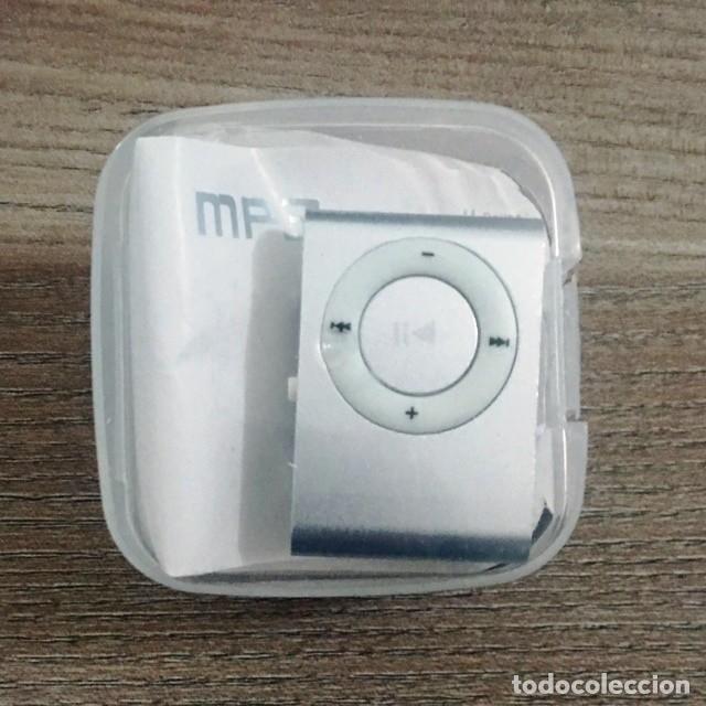 MINI REPRODUCTOR MP3 - NUEVO, A ESTRENAR (Segunda Mano - Artículos de electrónica)