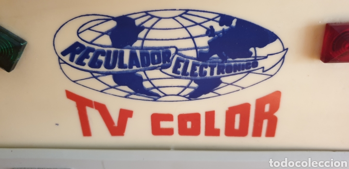 Segunda Mano: REGULADOR ELECTRÓNICO PROVEL PARA TV COLOR - 125V/220V - Foto 3 - 97464211