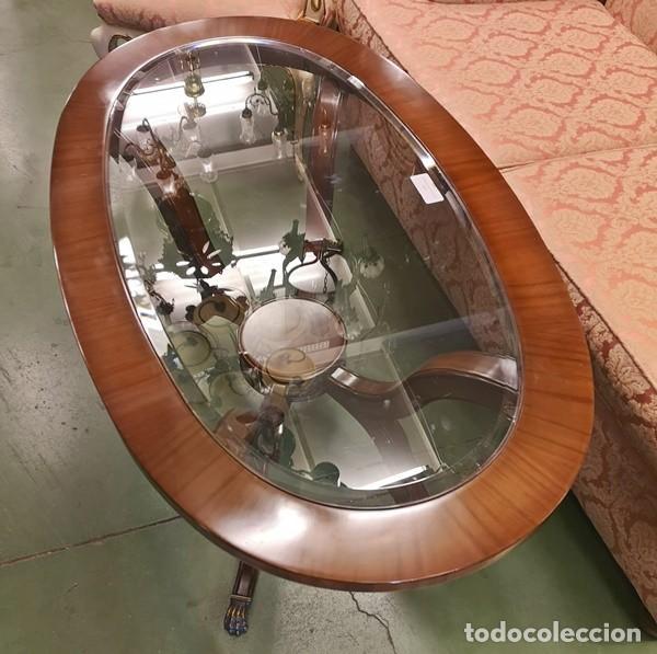 Segunda Mano: Mesa Centro Oval - Foto 2 - 185284941
