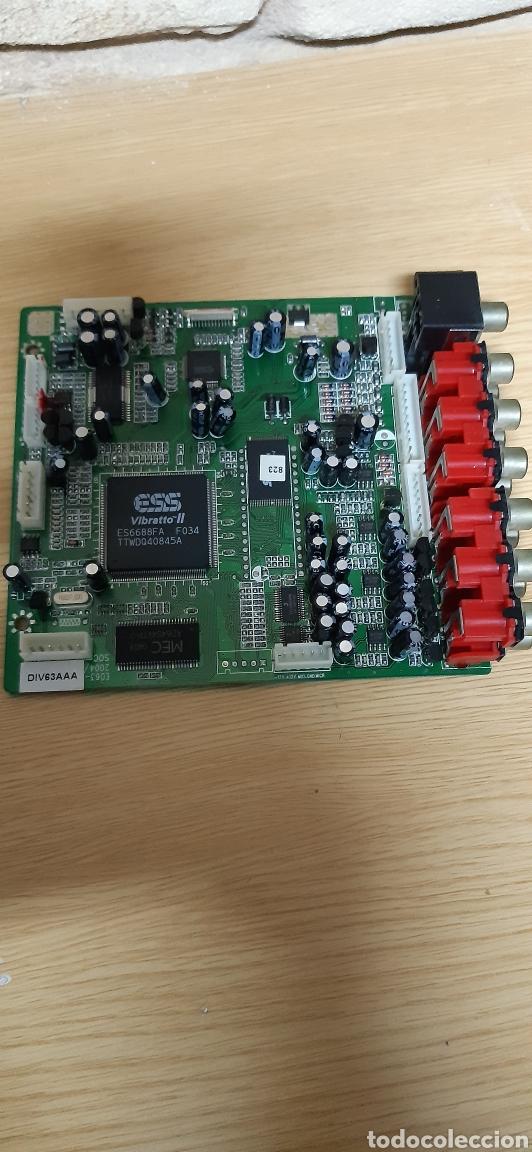 Segunda Mano: Placa con Chip procesador Vibratto II - Foto 2 - 185734776