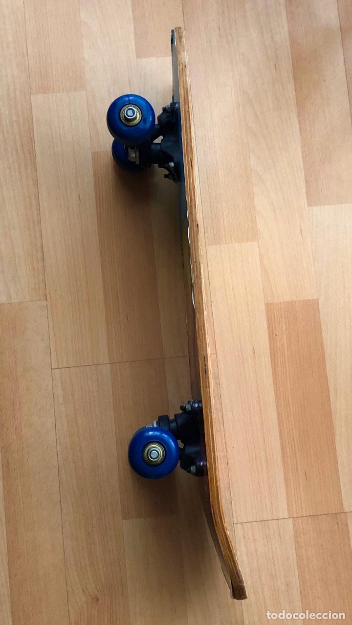 Segunda Mano: Monopatín de u-pinky group skateboards. Modelo Bad boy - Foto 4 - 186078952