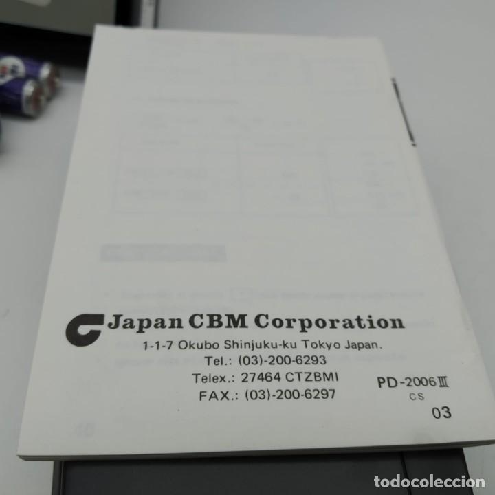 Segunda Mano: Calculadora CITIZEN CX-55 con impresora de mano - NUEVA A ESTRENAR - Foto 4 - 186090958