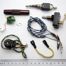 Segunda Mano: COMPONENTES ELECTRÓNICOS ANTIGUOS. . Lote 186211925