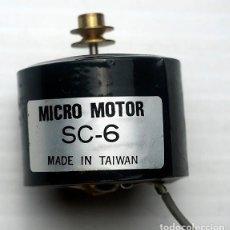 Segunda Mano: MICRO MOTOR SC-6. Lote 186216687