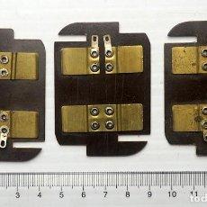 Segunda Mano: COMPONENTES ELECTRÓNICOS ANTIGUOS. . Lote 186216842