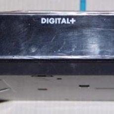 Segunda Mano: RECEPTOR DECODIFICADOR DIGITAL+ TDT HD THOMSON DST800S0G. Lote 186369451