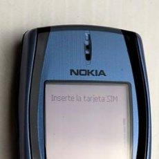 Segunda Mano: TELÉFONO MOVIL RETRO. NOKIA 7250I. Lote 188764197