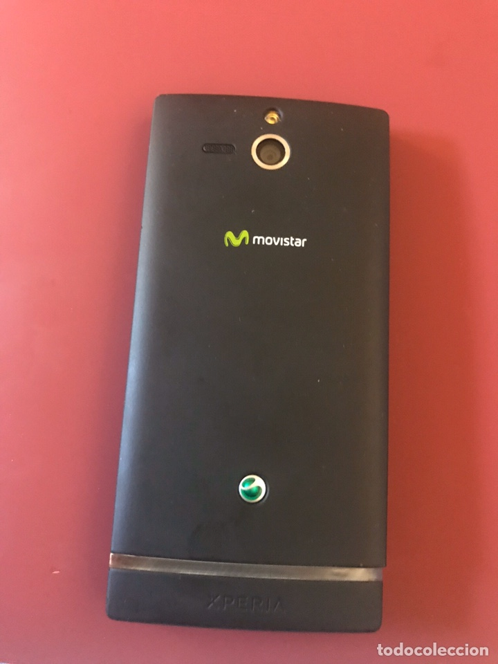 Segunda Mano: Móvil Sony Xperia U St25i operador Movistar. NO FUNCIONA EL TÁCTIL. - Foto 2 - 189197166