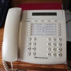Segunda Mano: TERMINAL RDSI TELEFÓNICA NOVACOM MIX GUARDADO AÑOS. MUY BUEN ESTADO. Lote 189263136