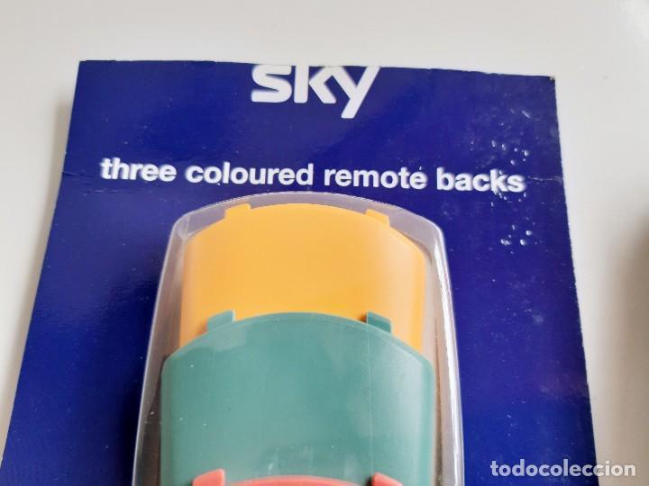Segunda Mano: Sky TV DIGITAL Control RemotO + 3 CARCASAS DE RECAMBIO - Foto 2 - 189564223