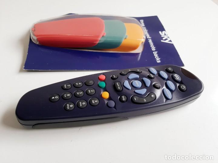 Segunda Mano: Sky TV DIGITAL Control RemotO + 3 CARCASAS DE RECAMBIO - Foto 11 - 189564223
