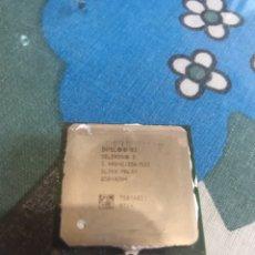 Segunda Mano: MICROPROCESADOR INTEL PENTIUM CELERON 2.4GHZ SOCKET 478. Lote 189697747