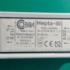 Segunda Mano: 20 TRANSFORMADORES 230V. A 11,5V. 50 HZ. TOMA TIERRA.. Lote 189731093