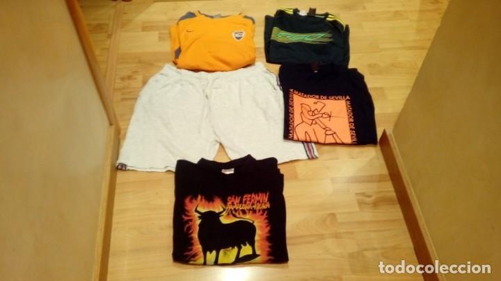 más tarde diseño moderno los mejores precios pack ropa (camisetas -4-. una adidas y otra nik - Comprar en ...