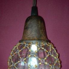 Segunda Mano: LAMPARA DE TECHO . Lote 190155703
